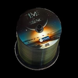 09. Blank Printed Discs